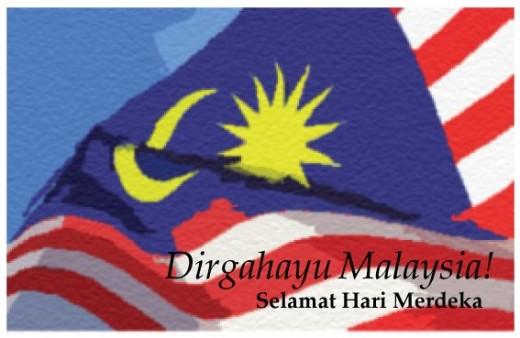 Dirgahayu Malaysia!  Selamat Hari Kemerdekaan ke-55.