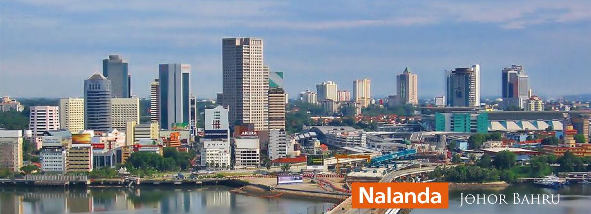 Nalanda is now in Johor Bahru!