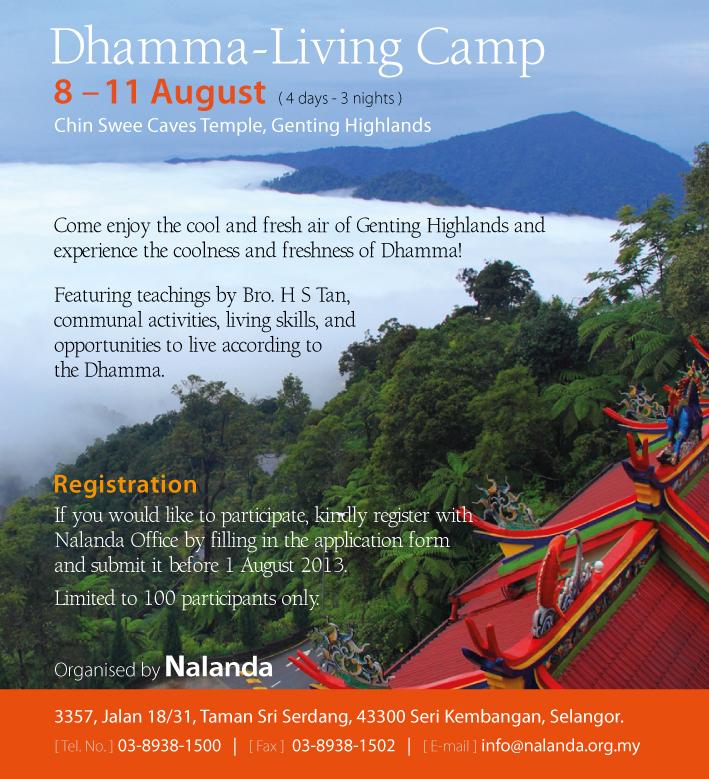 Buddhist dhamma schools and life skills