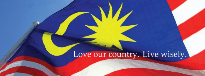 'Salam Merdeka' to all Malaysians home or abroad!