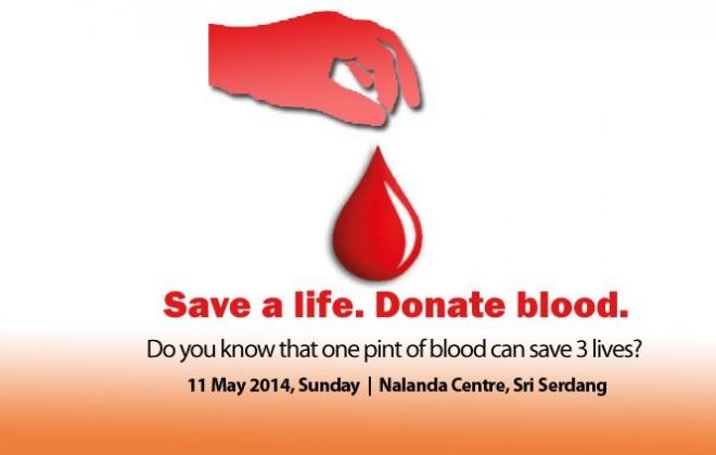 Blood Donation Campaign at Nalanda Centre – Nalanda ...