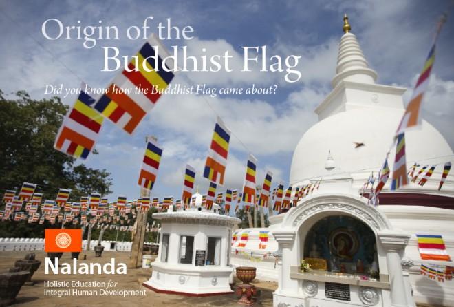 History Of The Buddhist Flag Nalanda Society