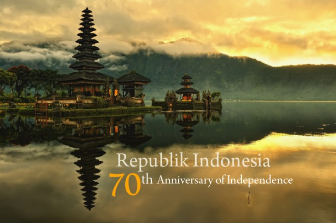 Indonesia at 70!