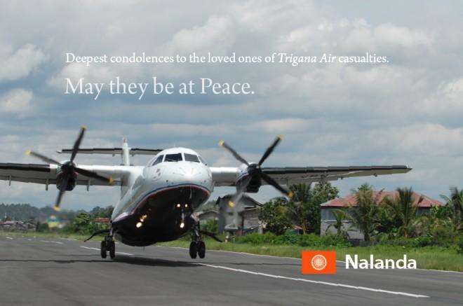 Trigana Air of Indonesia.