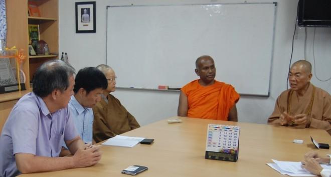 MBA-TBCM meeting in Subang Jaya.