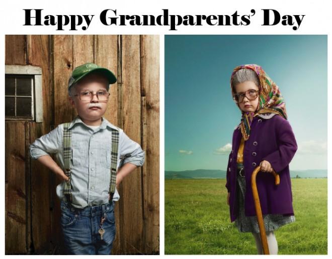 Happy Grandparents' Day!