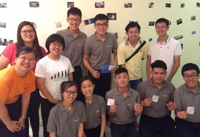Dhamma School facilitators have the students' well-being at heart.