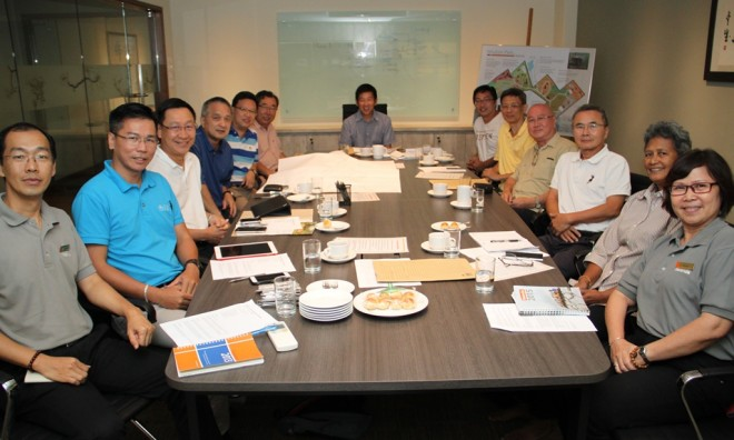 Wisdom Park Development Committee