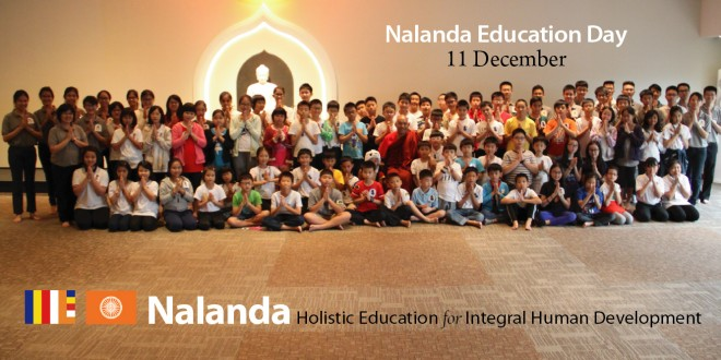 Nalanda Education Day 2015.