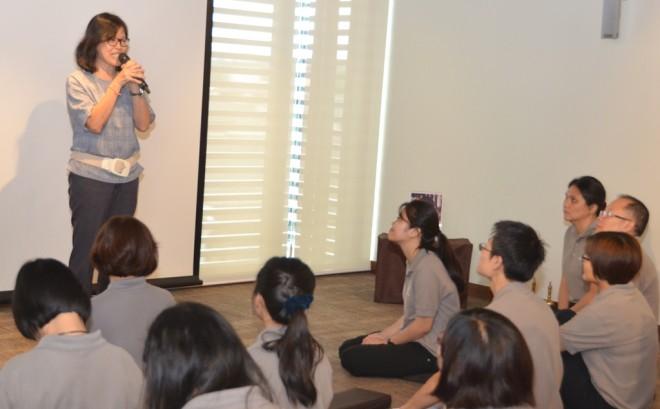 Sis. Poh Peng shares her experience as a volunteer teacher and now, the Principal, of Nalanda Free School.
