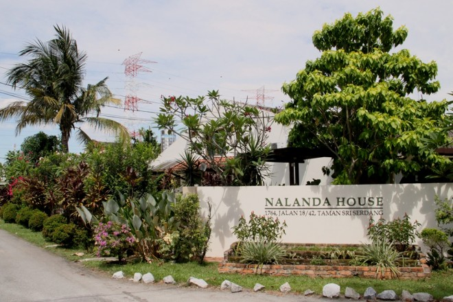 The facility will be built on the present site of 'Nalanda House' in Sri Serdang, Selangor.