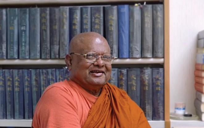 Venerable Dr. Kakkapalliya Anuruddha (1929 - 2013)