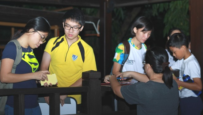 Organisers and facilitators arrived before dawn in Putrajaya to prepare for the outing.