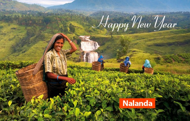 New Year greetings from all of us at Nalanda Malaysia!