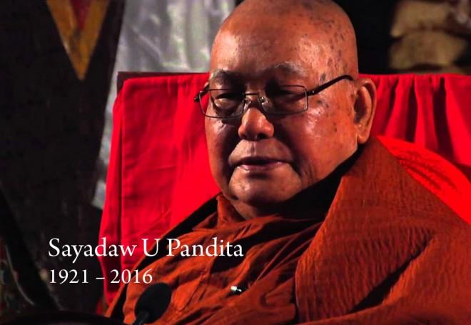Sayadaw U Pandita (1921-2016)