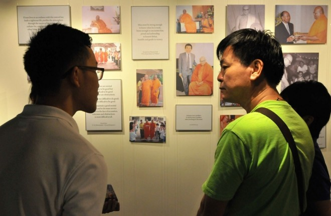 The 'Buddha Jayanti' Exhibition is a great educational platform for the public to know about Buddhism.