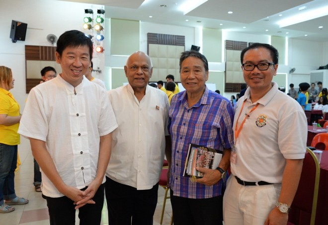Youth Leadership Workshop in SKE Malacca.