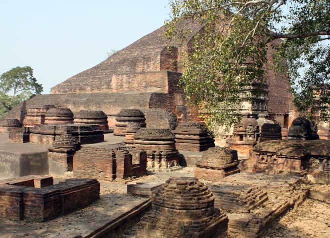 Nalanda Sariputta Stupa