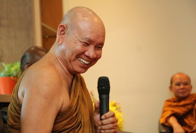 Looking forward to Luang Por's next visit.