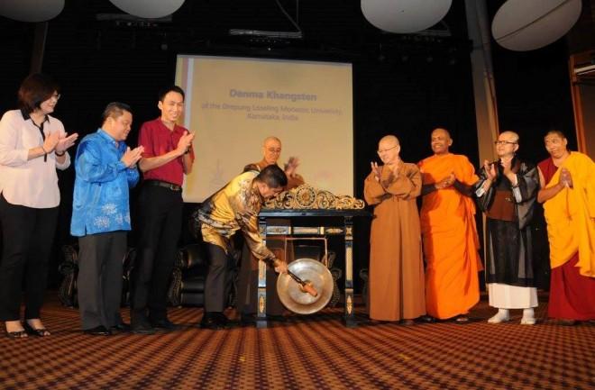 Launching of Selangor Wesak Celebration.
