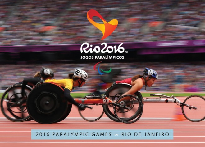 The XV Paralympic Games, 2016.