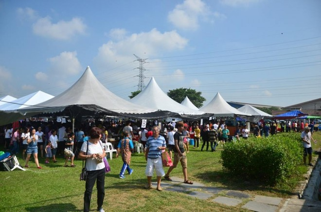 Family Fun Fair 2016 in Sri Serdang.