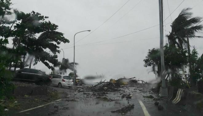 Super Typhoon 'Meranti'.