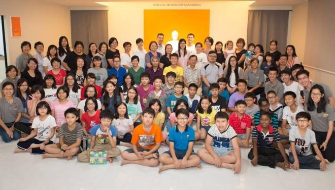 Nalanda Free School  'Appreciation Day' held at NEO Centre Johor Bahru.