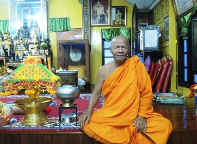 Luang Por Eak of Tumpat, Kelantan.