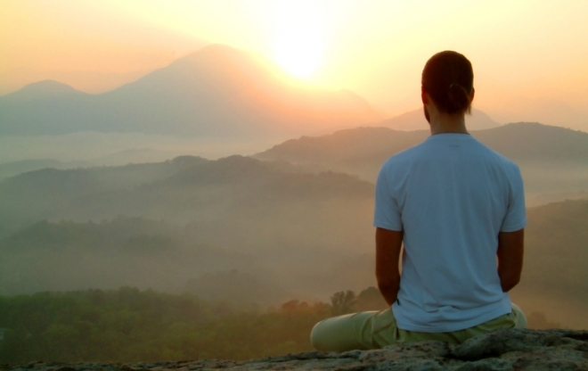 Delightful meditation.
