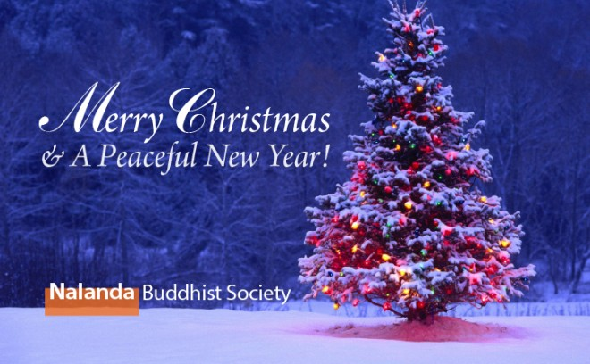 Season's greetings and best wishes for the New Year.