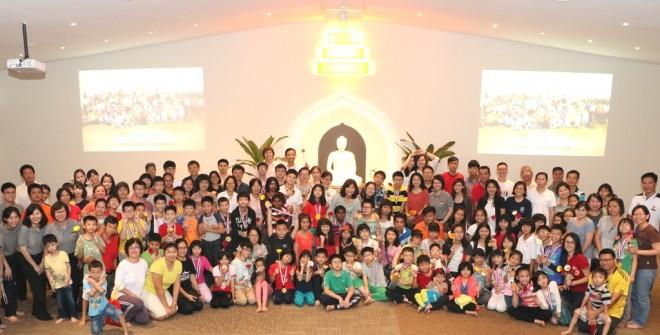 Nalanda Free School's Appreciation Day on 22 October 2016.