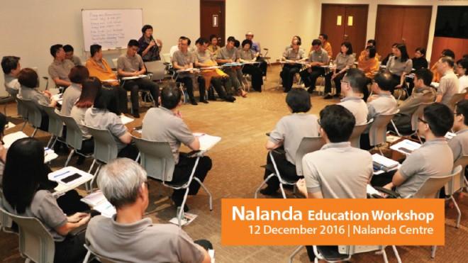 Nalanda Education Workshop 2.0