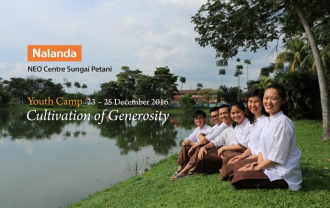 Youth camp in Kedah.