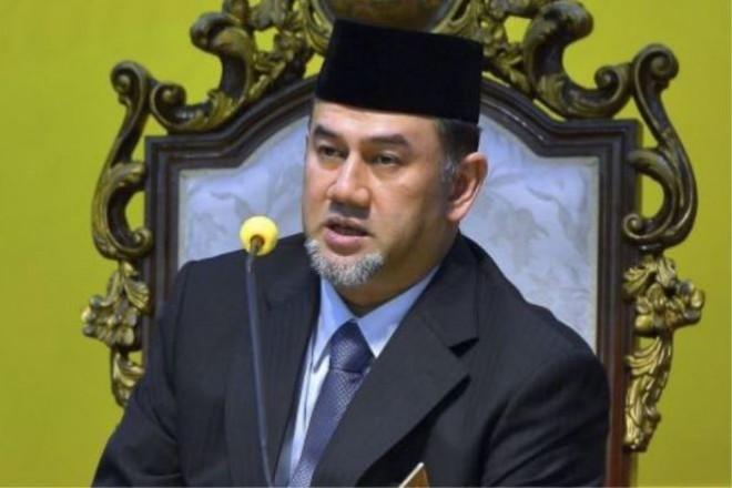 Sultan Muhamad V of Kelantan.
