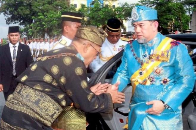 Sultan of Kelantan will begin his reign as the 15th Yang DiPertuan Agong on 13 December.
