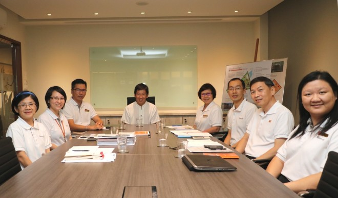 The Executive Committee (EXCO) had its final meeting in January.