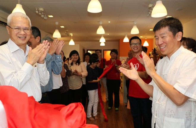 1The festive gathering coincided with the 'soft reopening' of Nalanda Book Café on 2 February.