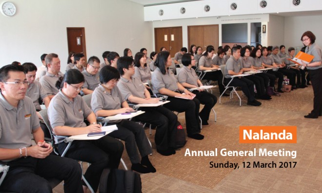 14th AGM on 12 March 2017.