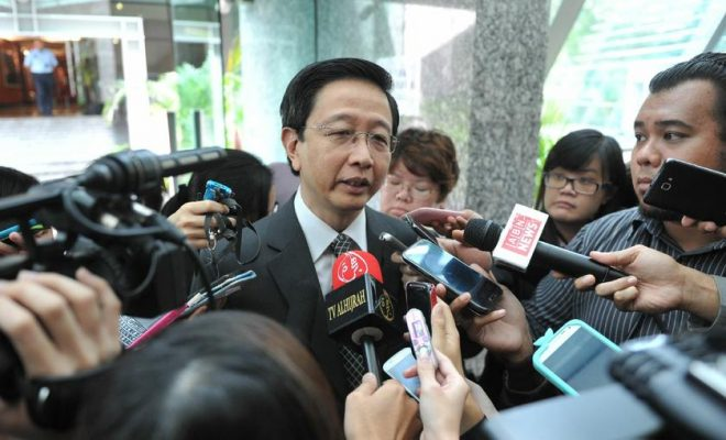Dato' Teng Chang Khim.
