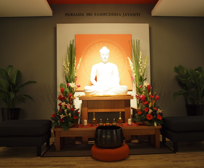 Stunning buddhist altar designs for home ideas interior design ideas - Home altar designs ...