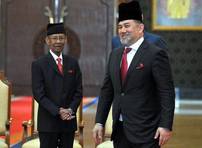 The Sultans of Kedah and Kelantan.