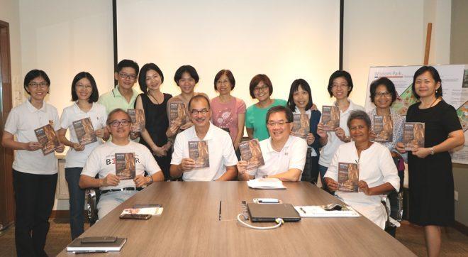 Organising team for WACANA 2017.