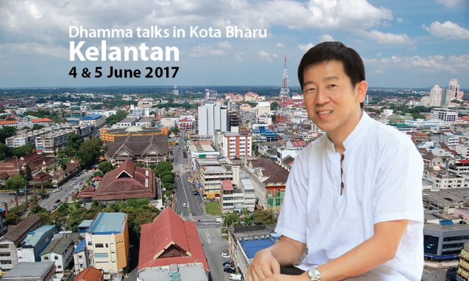 Bro. Tan's two public teachings in Kota Bharu on 4 and 5 June.