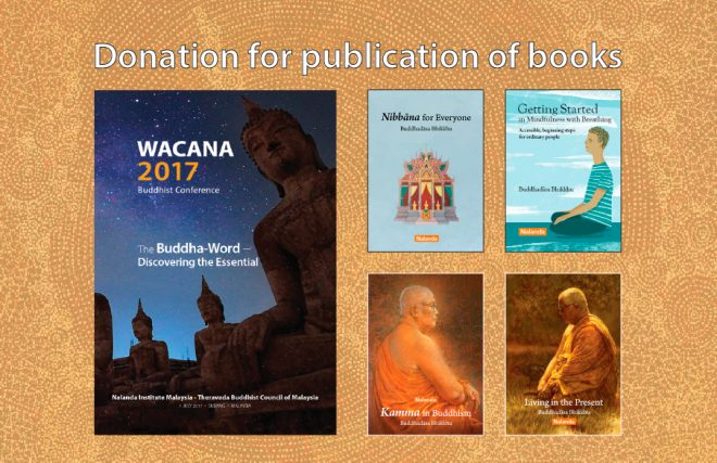 We invite everyone to sponsor the printing and free distribution of these books for Malaysians.