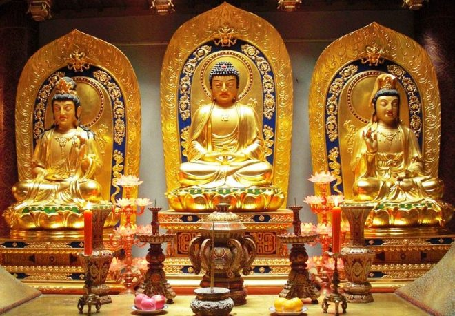 This seminar aims to address misconceptions about Mahāyāna Buddhism.